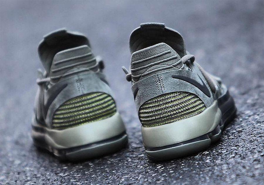 4 Nike Kd 10 Dark Stucco Anthracite 5 Sneakerfreaker