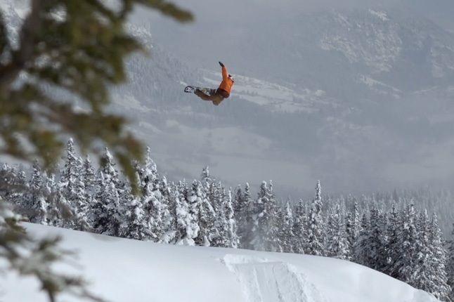 Nike Snowboarding Never Not Pt1 Trailer 5