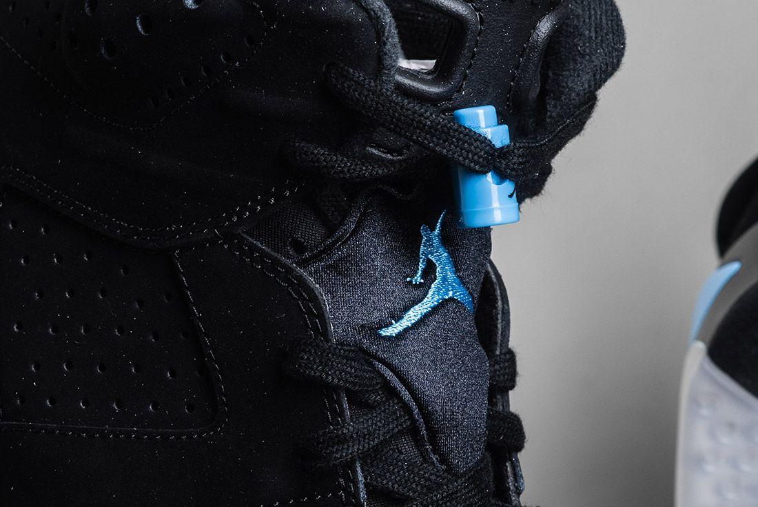 Air Jordan 6 Unc Up Close Sneaker Freaker 7