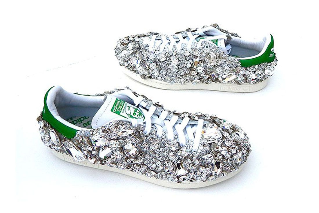 adidas Stan Smith Pharrell Williams Swarovski