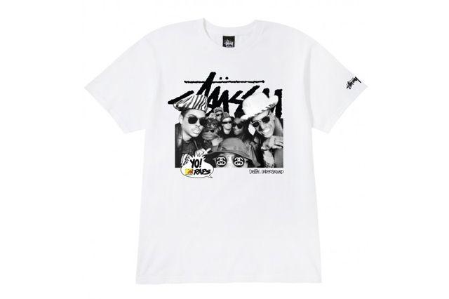 Stussy Mtv Raps T Shirt 9
