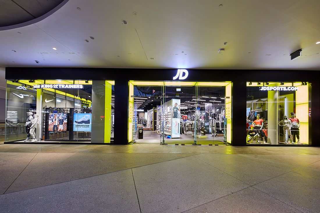 Take A Look Inside The New Pacific Fair Jd Sports Store34