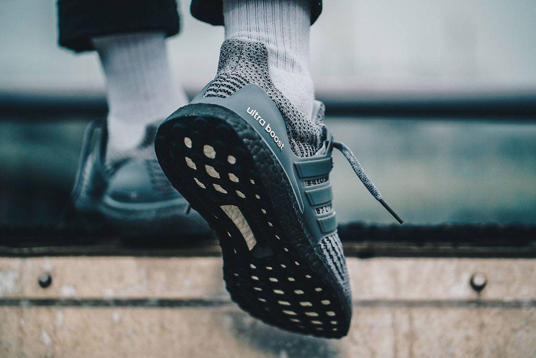 Adidas Ultra Boost Grey 2