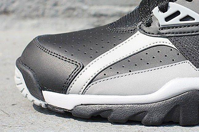 Nike Air Trainer Sc Silver Black 1