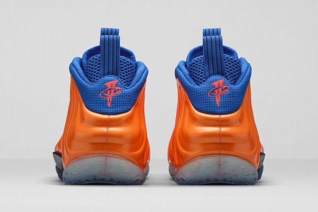 Nike Foamposite One Knicks 3