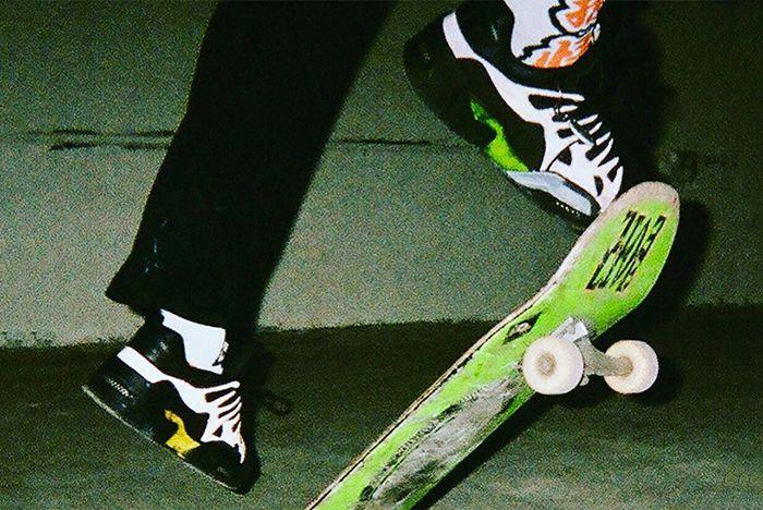 Asap Rocky Under Armour Skate Shoe
