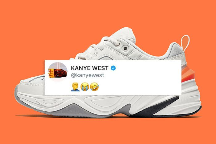 Kanye Nike Twitter 1