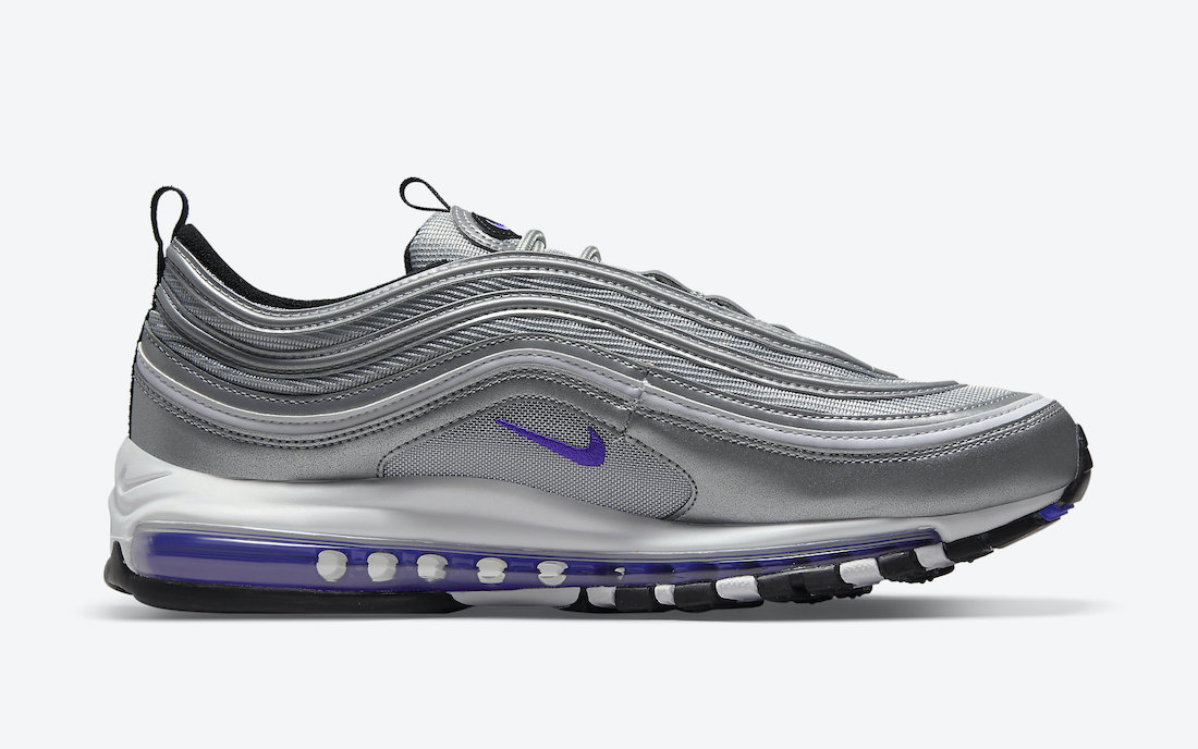 Nike Air Max 97 Purple Silver Bullet DJ0717-001