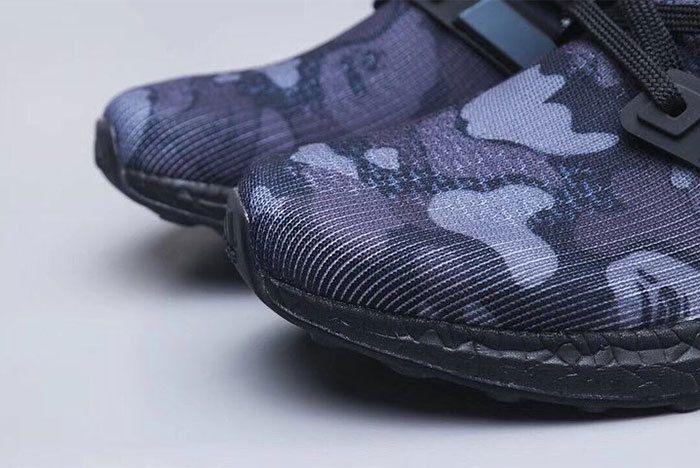 Bape Ultraboost Black Sneaker Freaker1