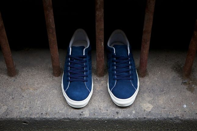 Converse One Star Academy Pack Blue Angle 1