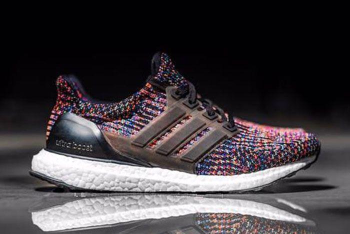 Adidas Ultra Boost Rainbow Thumb