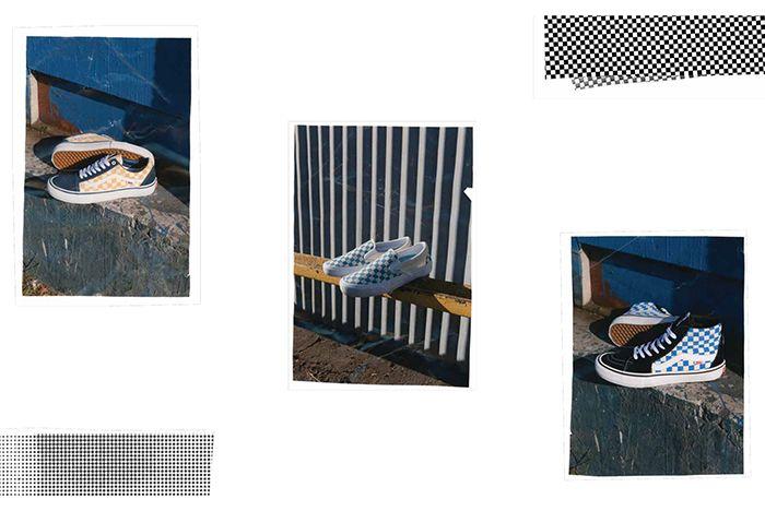 Jason Dill Vans Checkered Pack 7