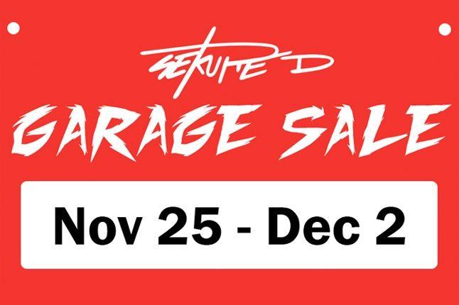 Sekure D Garage Sale 1