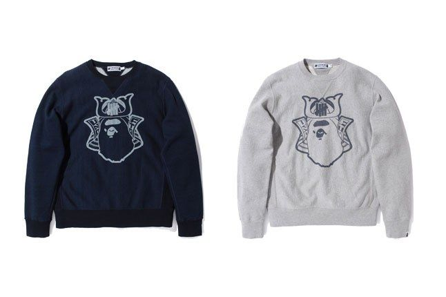 Bape Undefeated Samurai Sweater 1