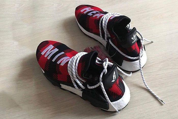 Bbc Adidas H U Nmd Samples Sneaker Freaker1