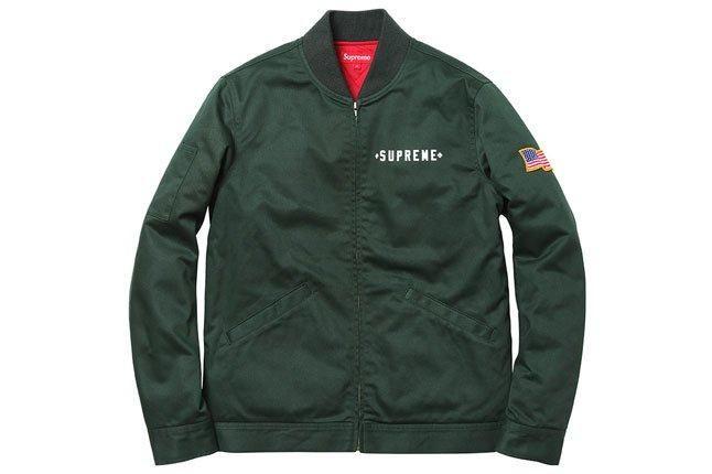 Supreme Independent Pit Jacket 1
