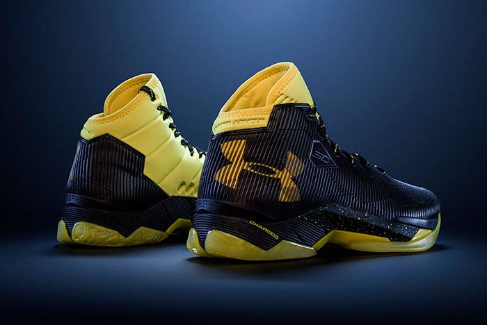Under Armour Curry 2 5 2