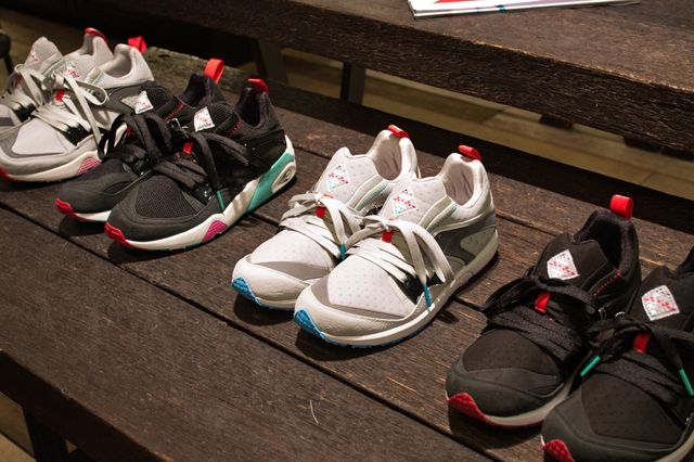 Puma Blaze Of Glory Crossover Launch 17