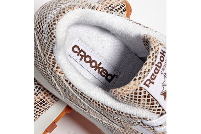 Crooked Tongues Reebok Classic Leather 1