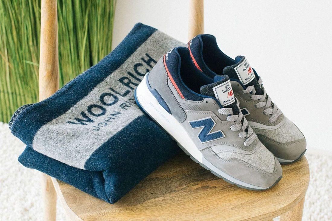 Woolrich New Balance 997 2