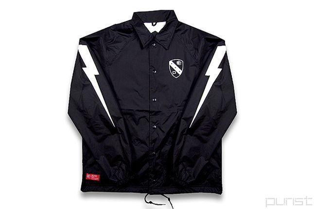 Purist Black Knight Coach Jacket 2 1