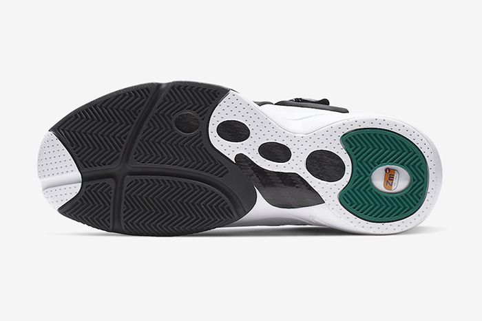Nike Zoom Gp 2019 Retro White Black Ar4342 100 Release Date Outsole