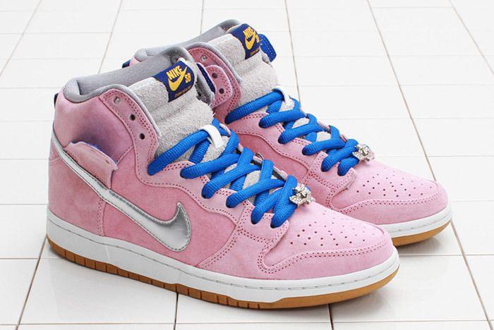 Deubré Nike Sb Concepts Pigs Fly 2