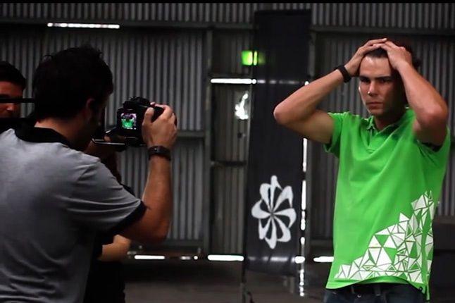 Rafael Nadal Polo Nike 5 1