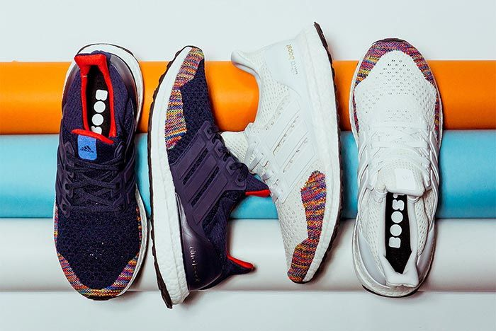 Adidas Ultra Boost Multi Colour 5