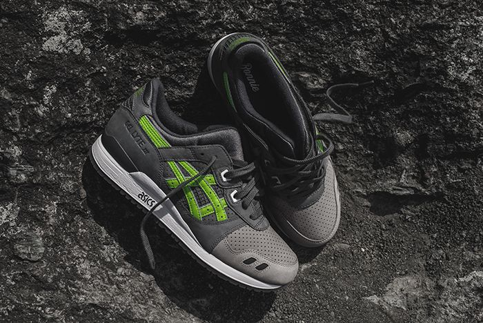 Ronnie Fieg Asics Gel Lyte Iii Super Green