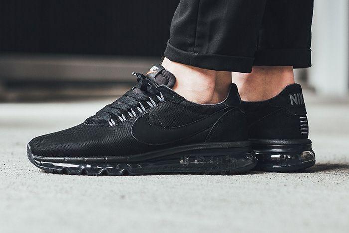 Nike Air Max Lad Zero Triple Black 3