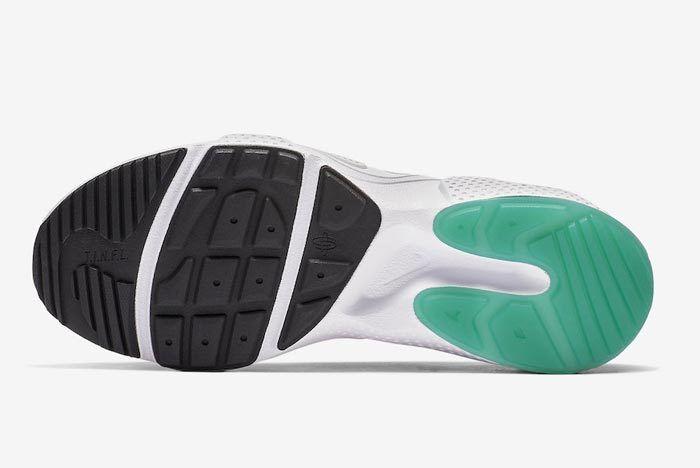 Nike Air Huarache Edge Emerald 4