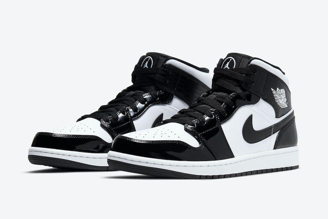 First Look: The Air Jordan 1 Mid 'All-Star' - Sneaker Freaker