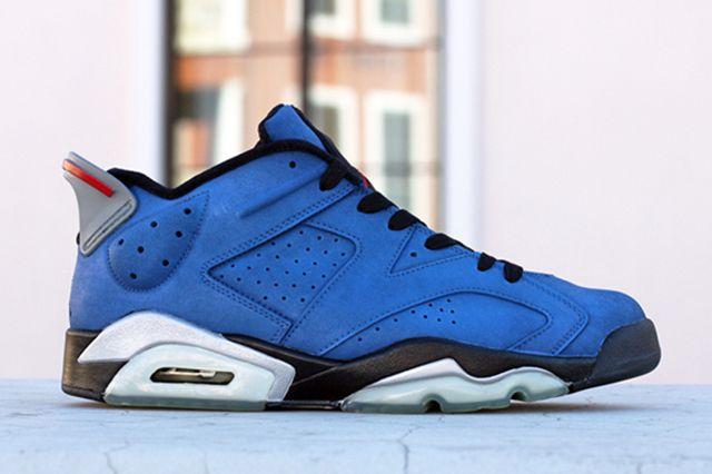 Air Jordan 6 Low Eminem Customs