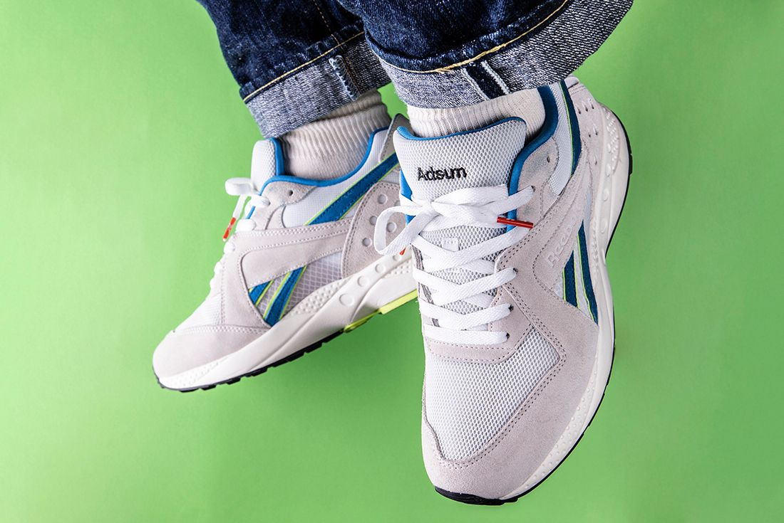 Minh Sneaker Freaker Midyear 2019 Staff Pick Reebok Pyro Adsum On Foot