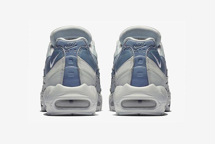 Nike Air Max 95 Blue Grey 5 Sneaker Freaker