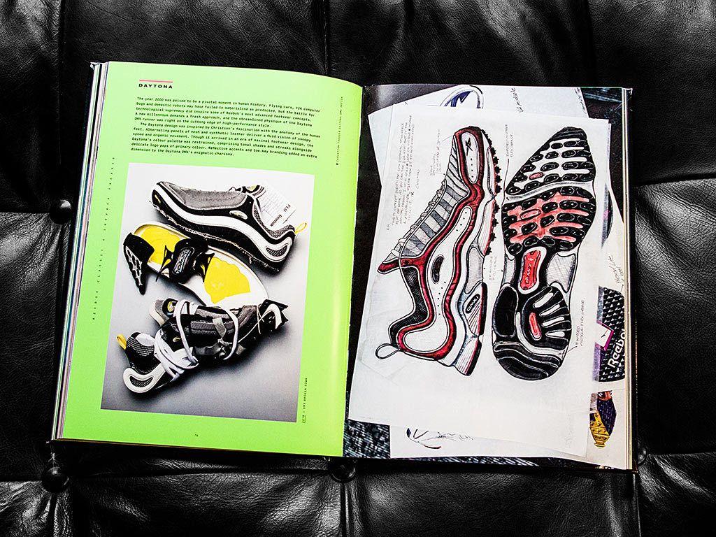 Sneakerfreaker Reebok Book Dmx