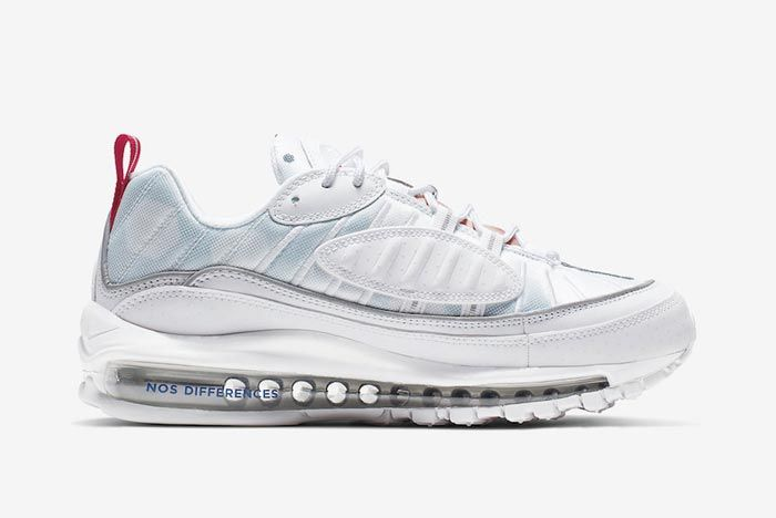 Nike Air Max 97 World Cup Medial