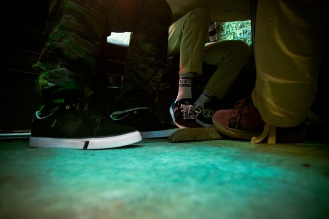Huf Spring 13 D1 Lookbook Brian Kelley 5 Sneakers 1