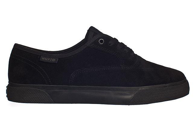 Huf Fall 2012 Footwear Mateo Blk Blk 1