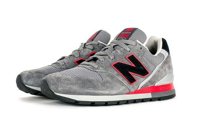 New Balance 996 American Rebel Pack Dark Grey