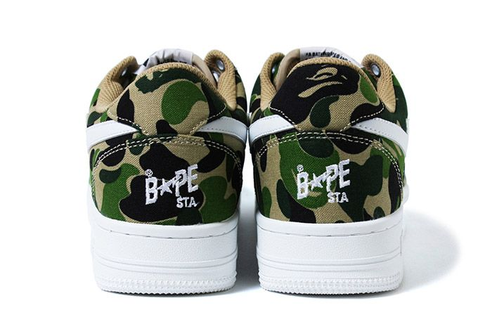 A Bathing Ape Abc Camo Bape Sta 3