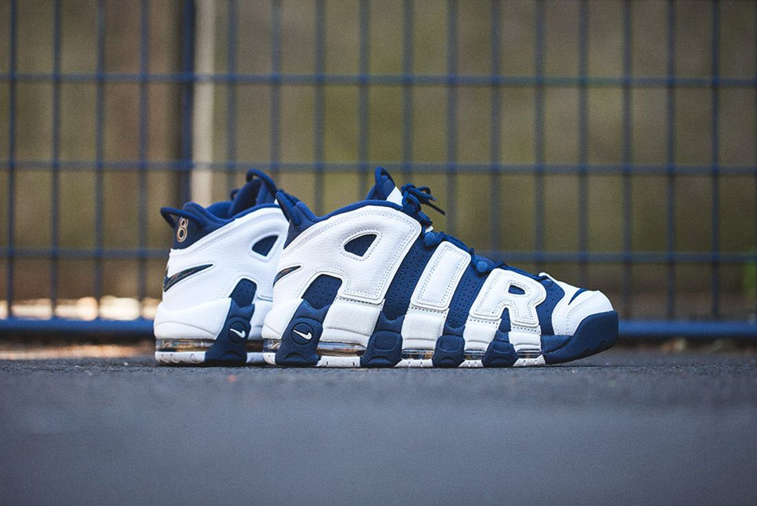 Nike Air More Uptempo Olympic 1