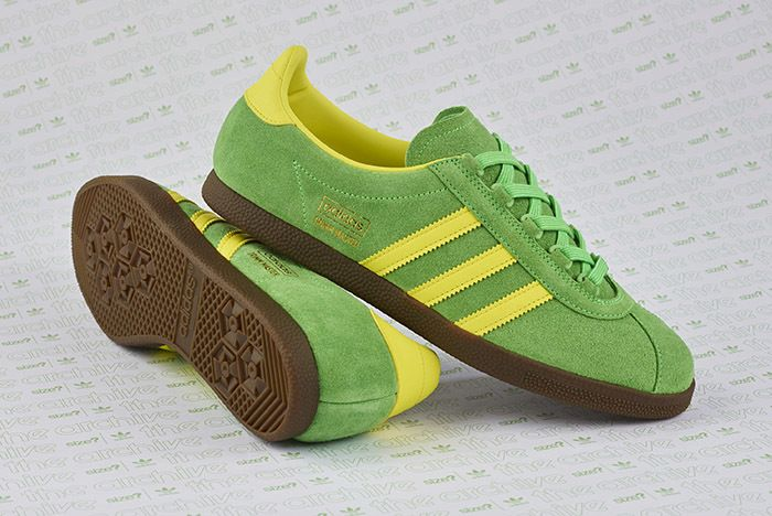 Size Adidas Trimm Master Lime Yellow 1
