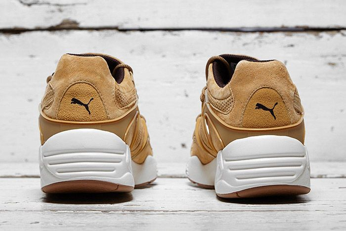 Puma Blaze Of Glory Winterised Tan Brown 3