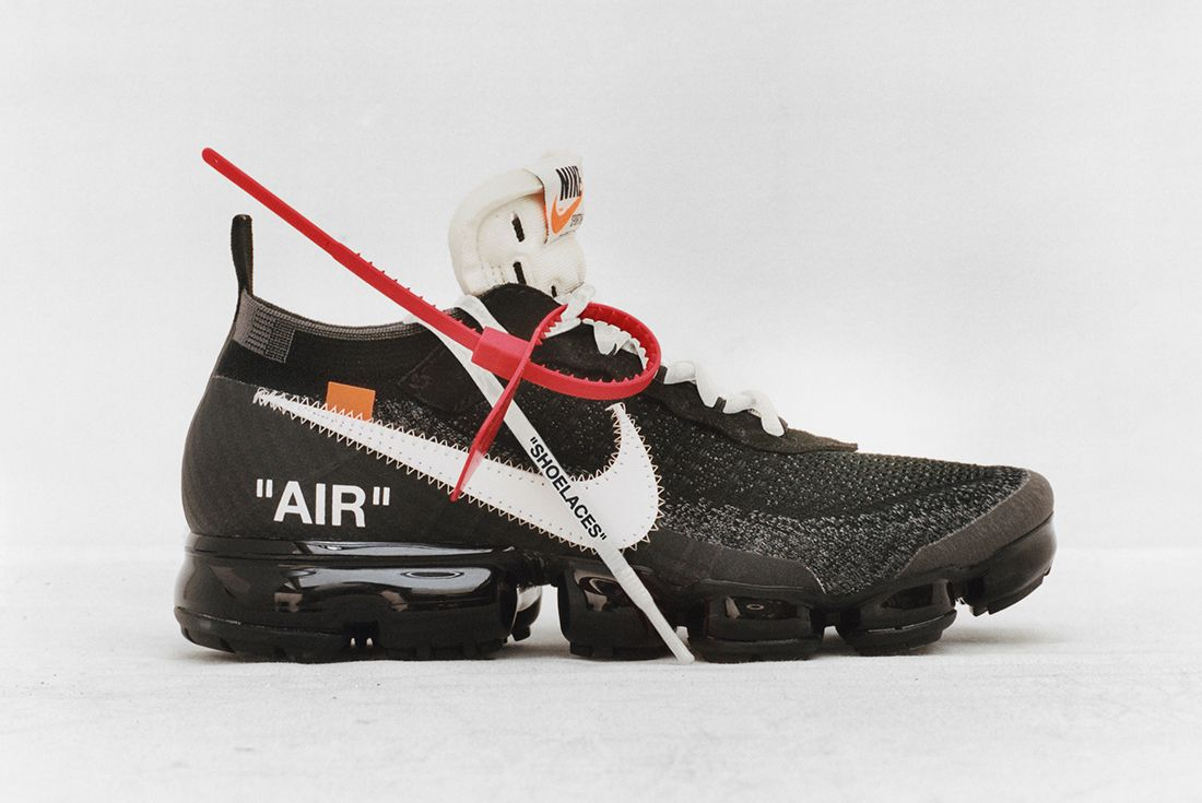 Off White X Nike Top Ten Project 8