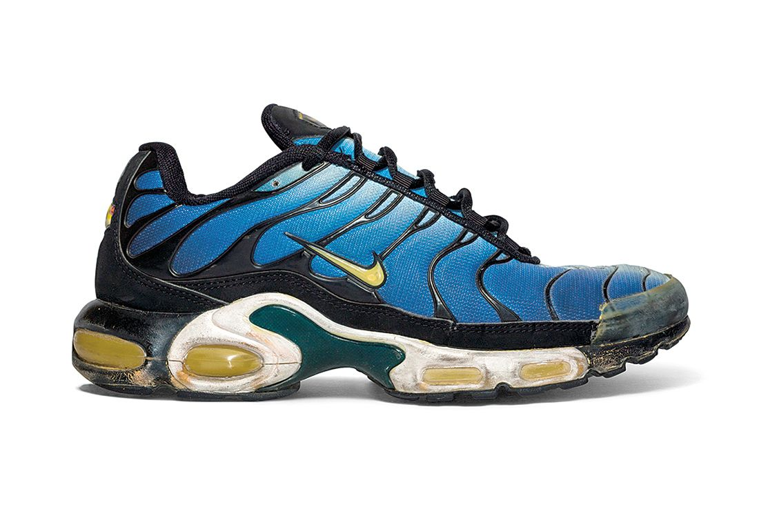 Heavy Hitters: Nike's Air Max Plus the