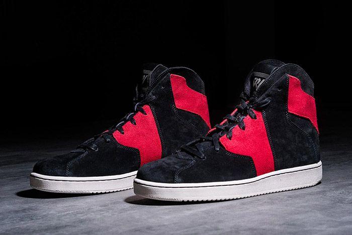 Jardan Brand Westbrook 2 0 Black Red Bred 7