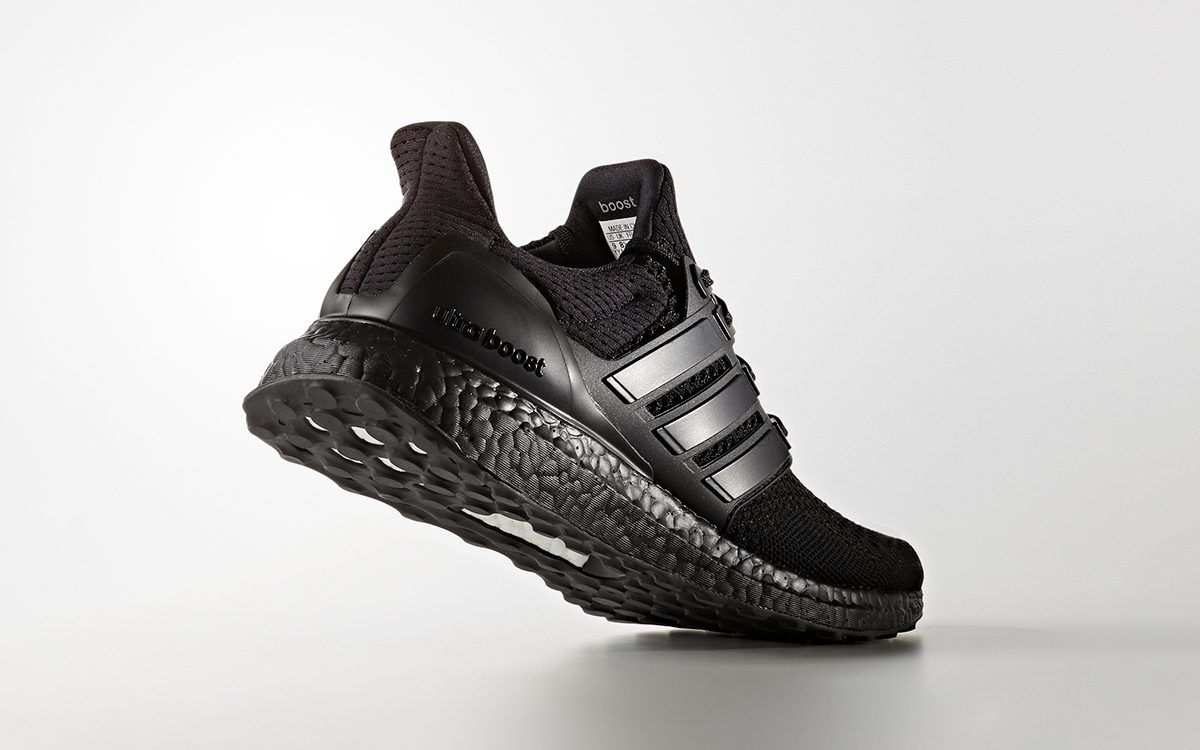 adidas UltraBOOST 1.0 Triple Black