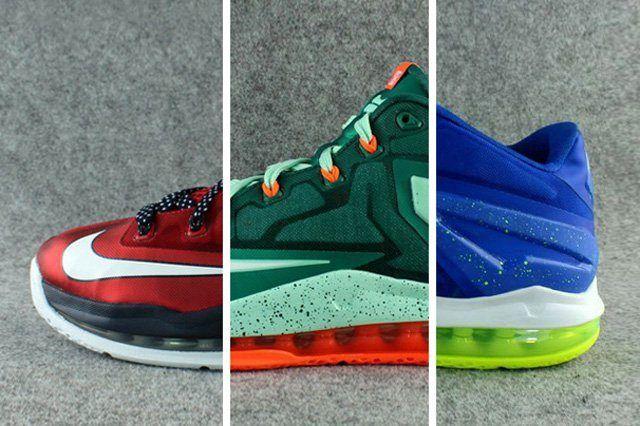 Nike Lebron 11 Low Thumb